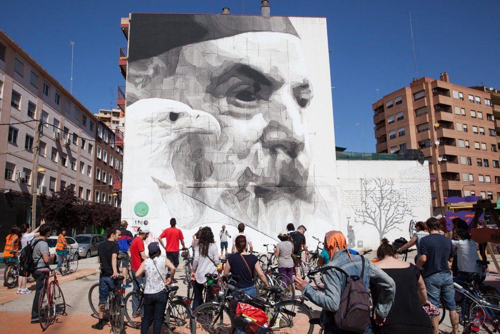 ASALTO. Festival Internacional de Arte Urbano
