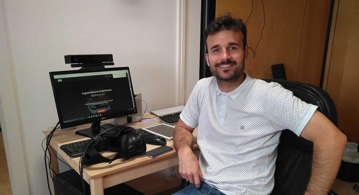Entrevistamos a Pedro Lozano, Cofundador y COO de Imascono