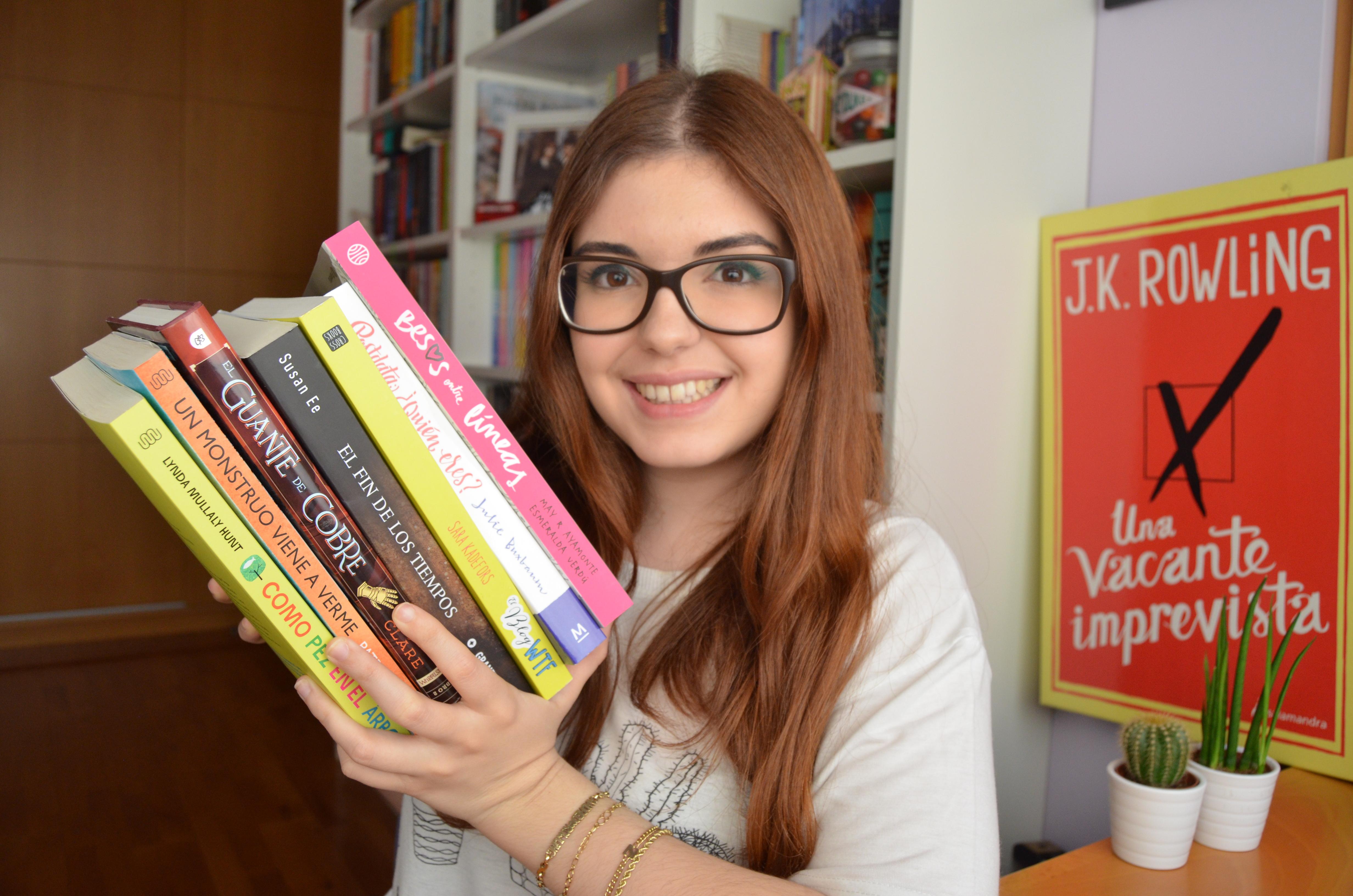 Entrevista a Andreo Rowling, booktuber, escritora y formadora del Campus Booktube de Cubit