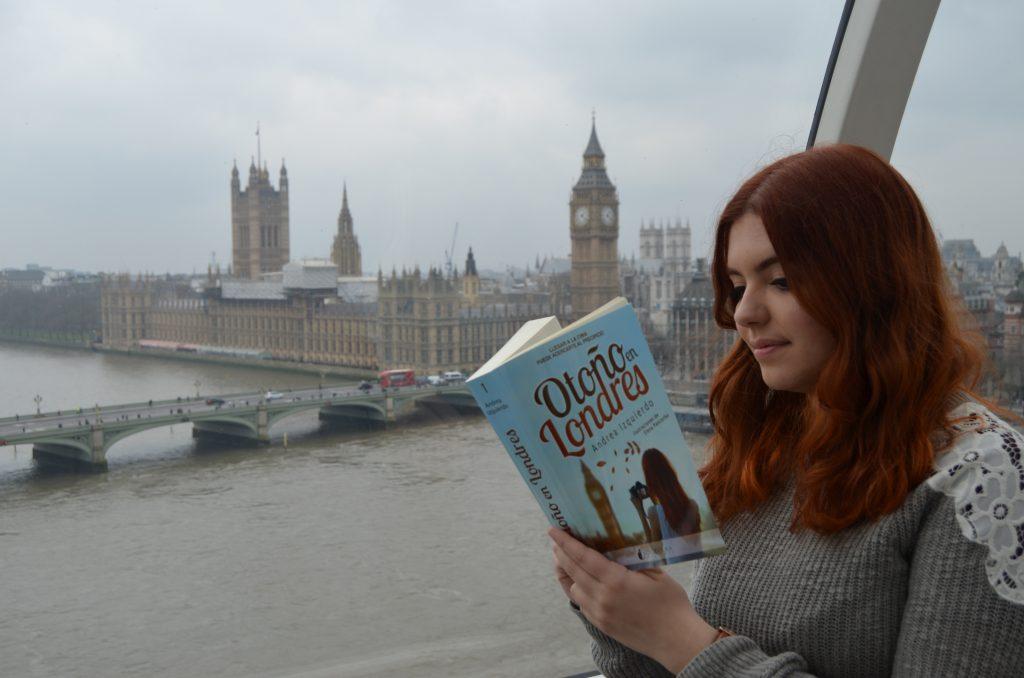 Andreo Rowling Otoño en Londres