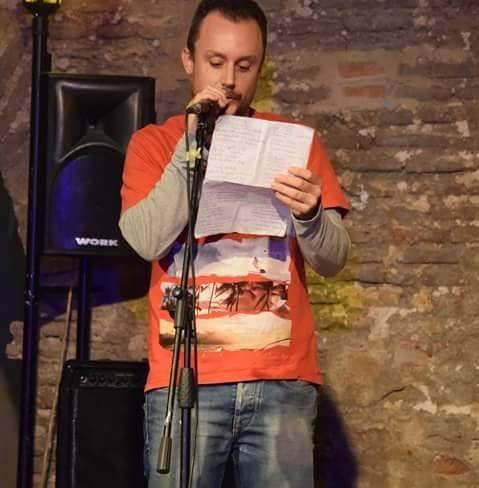Rafa Sanz, en la Bóveda