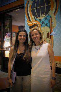 Carolina García (Izquierda) y Elena Gracia (Derecha) directoras de Divertimúsica.