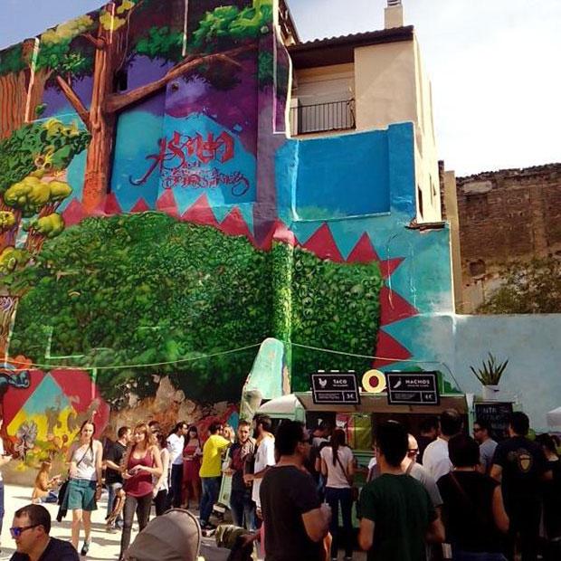Un paseo por la Zaragoza creativa que todavía no sale en las guías de viaje