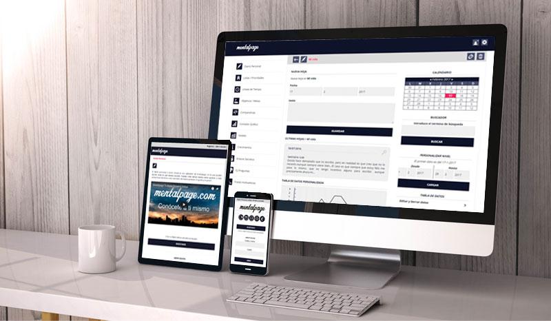 Mentalpage lanza una aplicación para móvil y tablet