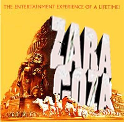 Zaragoza lista para rodar