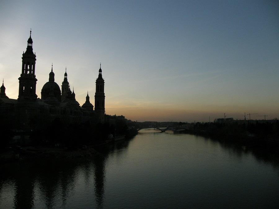 Atardeceres en Zaragoza
