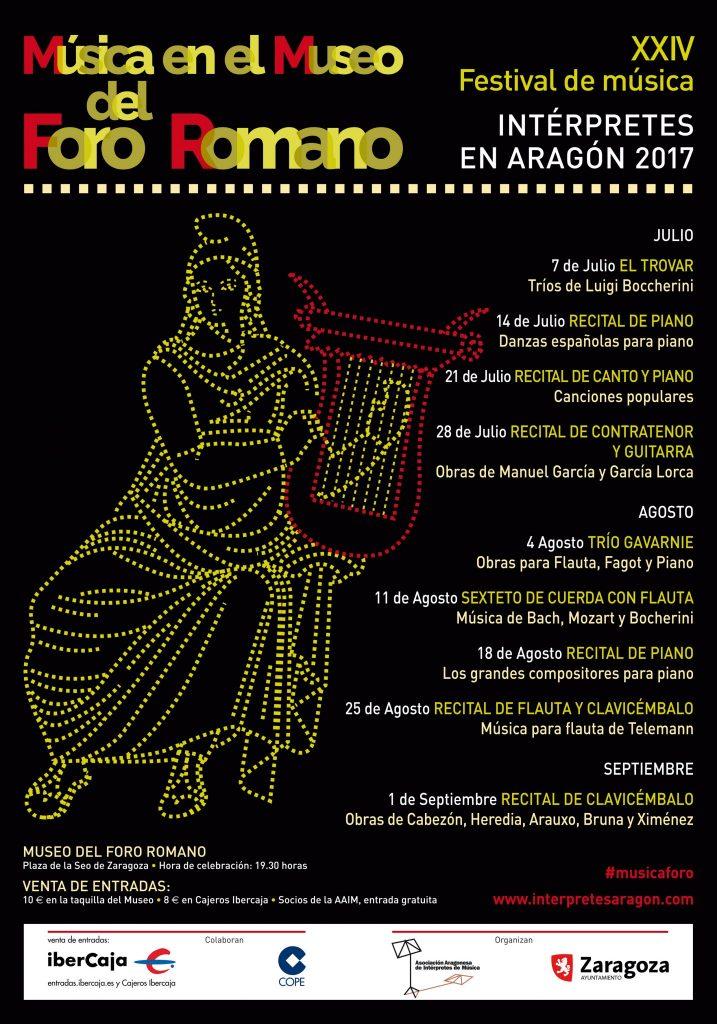 XXIV Festival Música Foro Romano