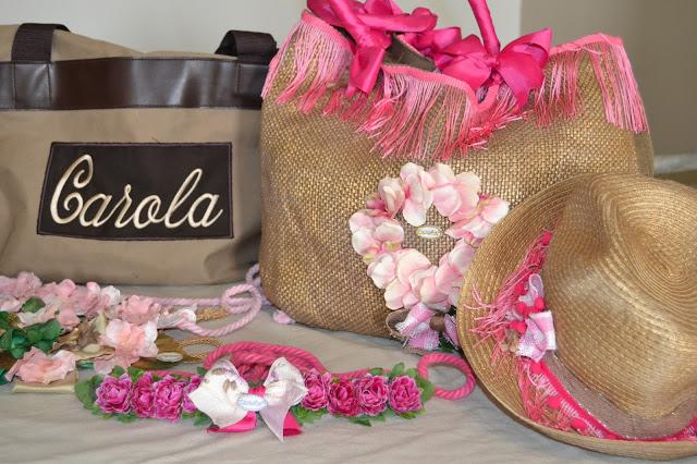 Las cosas de Carola. Complementos artesanales y personalizados.
