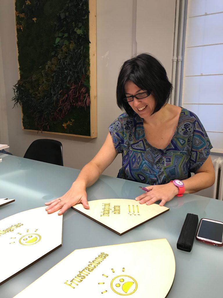 Buscando nuevos clientes para Juegos Tradicionales en el MIZ-LAB Laboratorio de Innovación Comercial