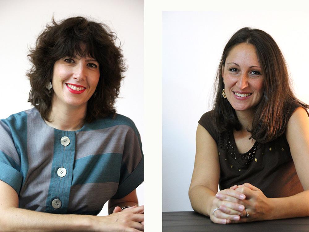 Mercedes y lorena Gonzalvo