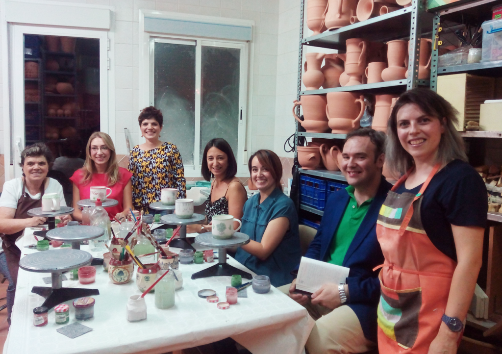 Taller Ceramica Zaragoza