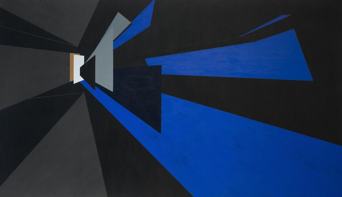 La abstracción geométrica de Pablo Pérez Palacio