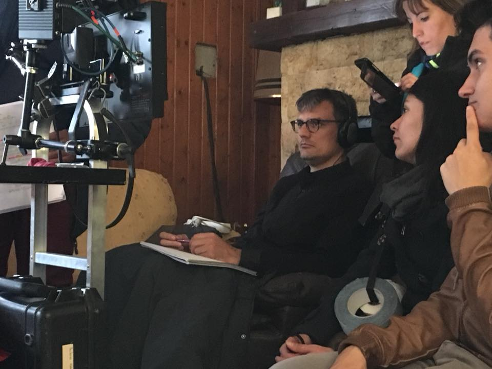 Director de Cine Carlos Val