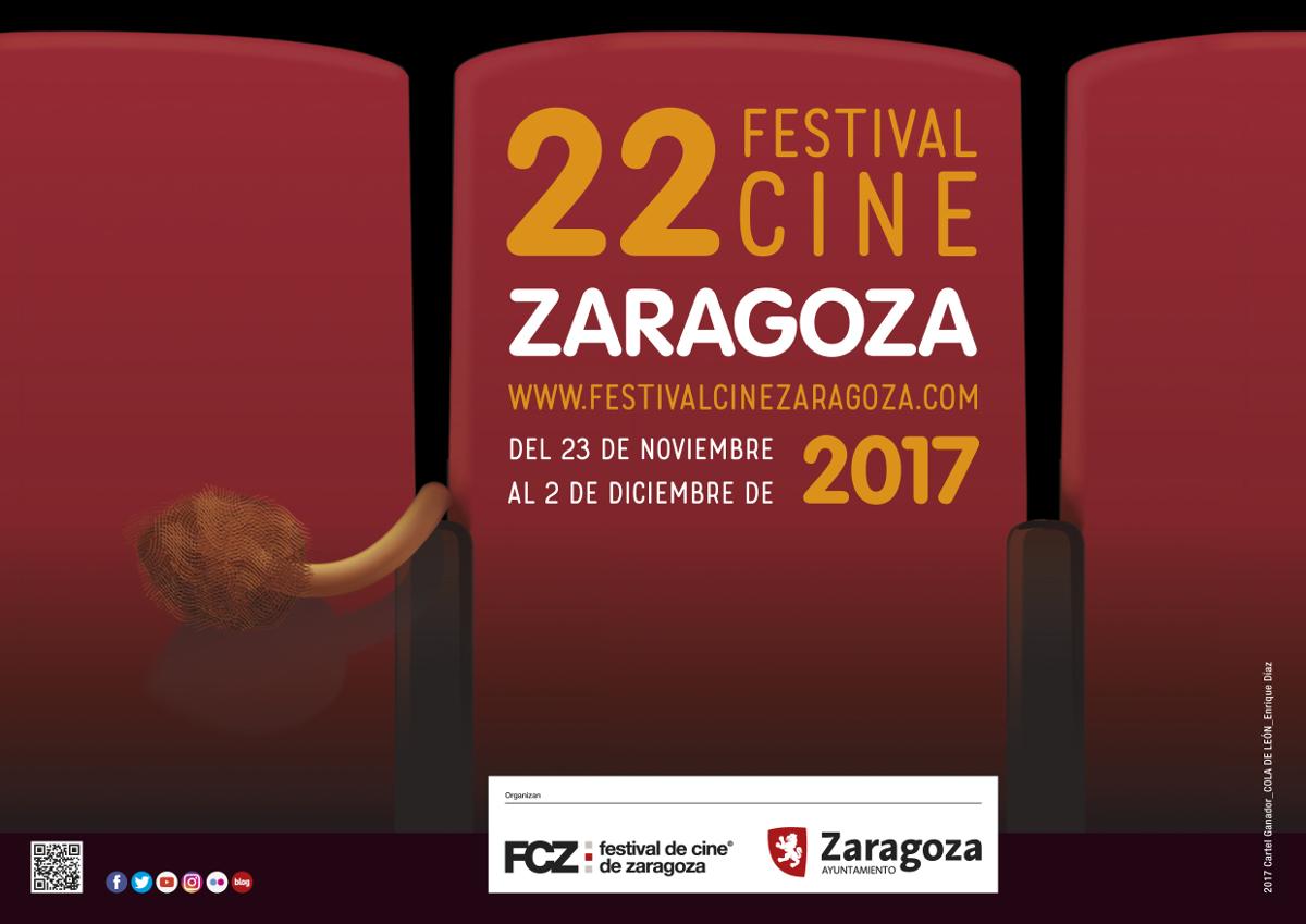 Una 22 edición para redescubrir el Festival de Cine de Zaragoza