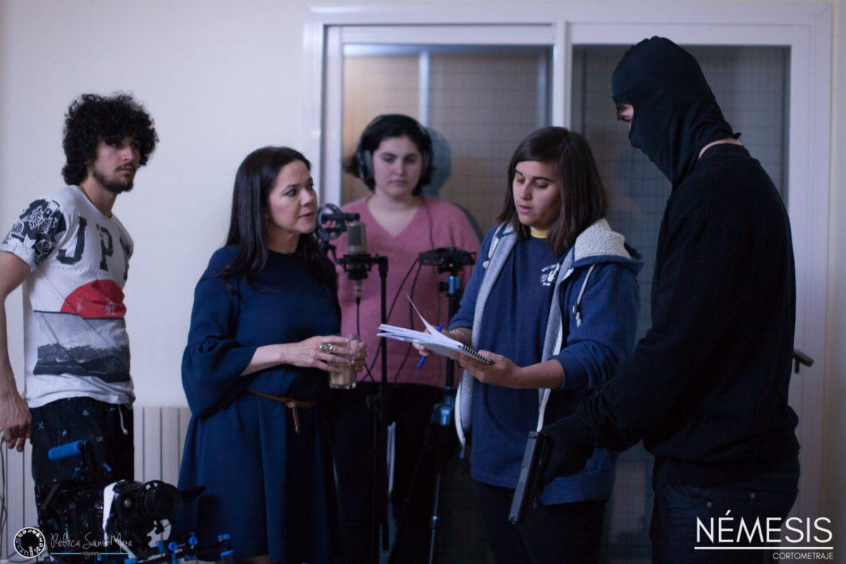'Némesis', un 'thriller' para el debut de Isabel Mateo
