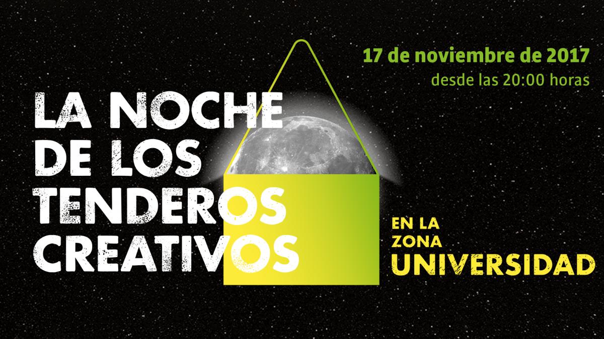 Sorteo de 2 cestas de regalos Made in Zaragoza durante la Noche de los Tenderos Creativos Universidad
