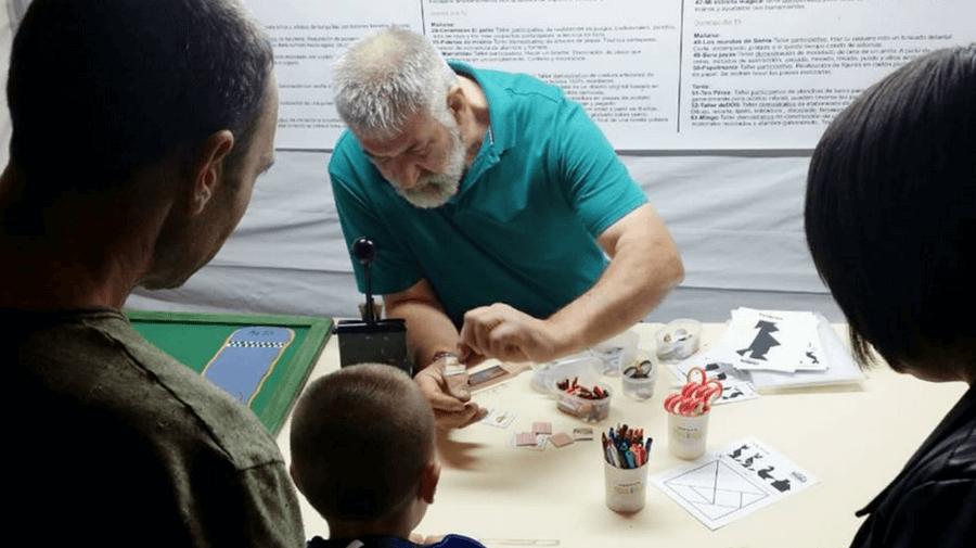 MIZ-Lab: Juegos Tradicionales, la comunicación entre personas