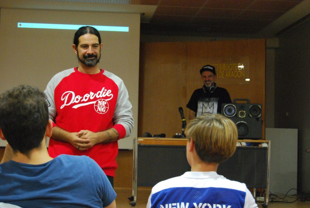 Rap Academia Dr Loncho