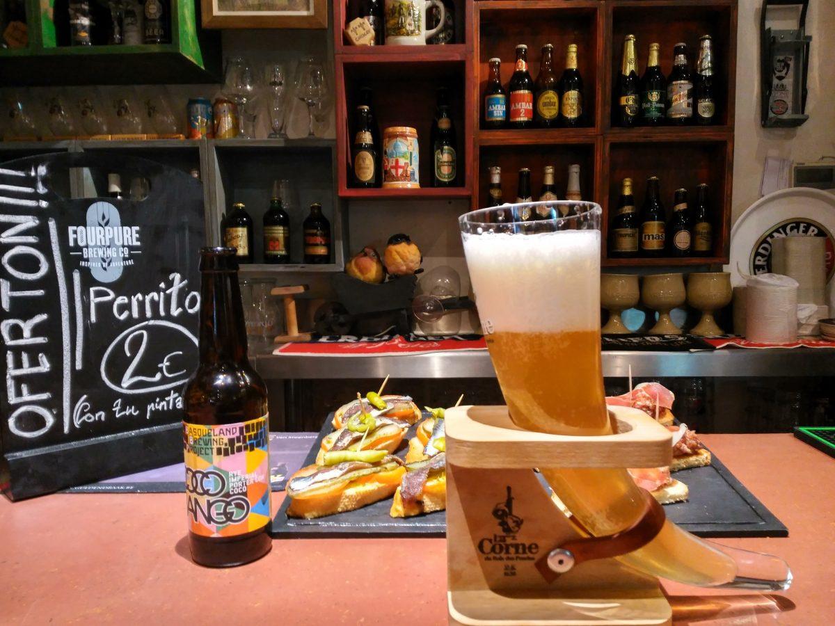 La época dorada de la cerveza artesanal en Zaragoza