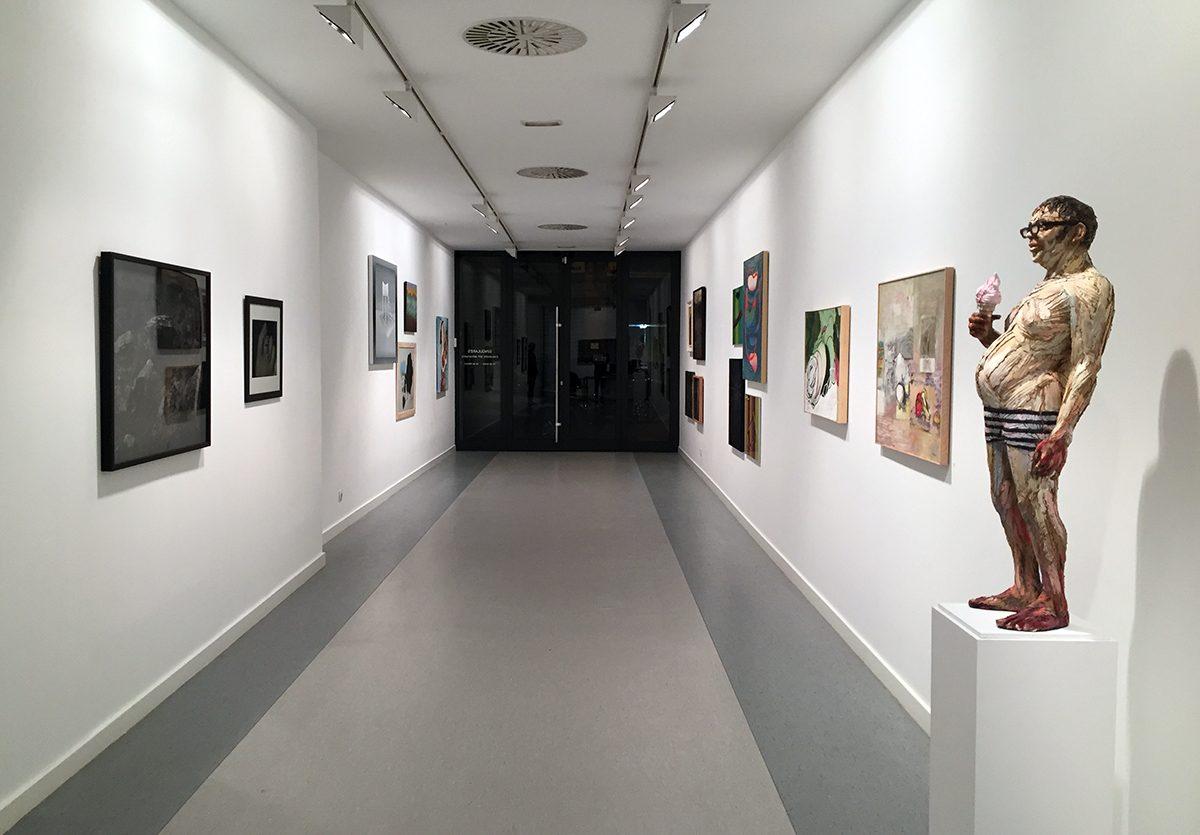 La Galería A del Arte cumple 10 años
