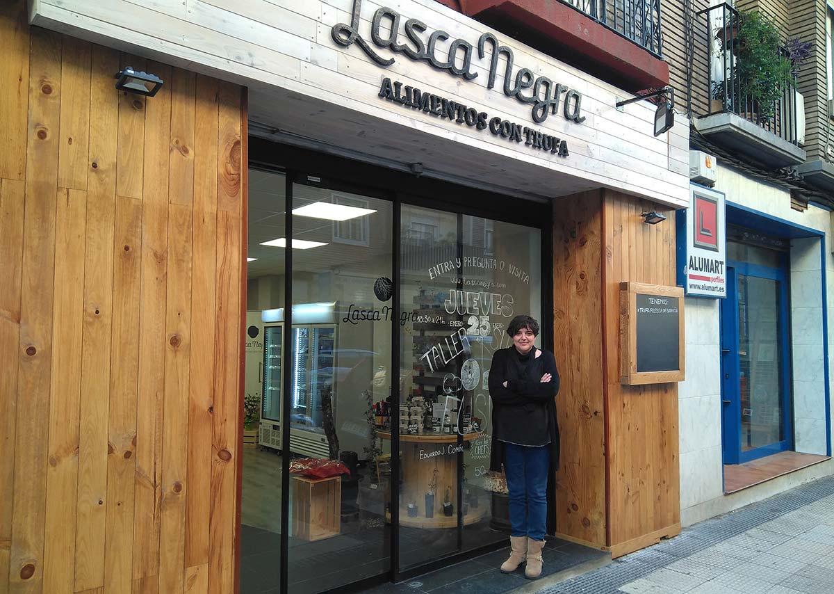 Lasca Negra, un espacio gastronómico dedicado a la elaboración y venta de alimentos con trufa