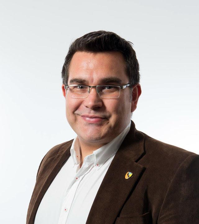 Juan Monzón: Hacer Algo que Cambie el Mundo