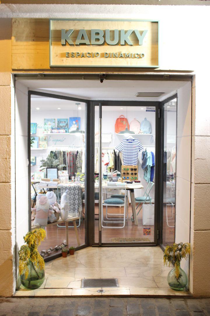 Kabuky shop: innovación y originalidad en la calle San Félix