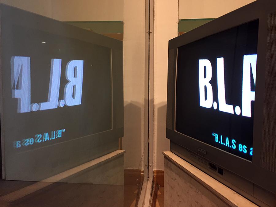 El colectivo B.L.A.S. en la Galería Finestra Estudio