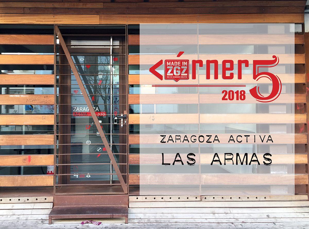 El proyecto Córner MIZ llega a Las Armas