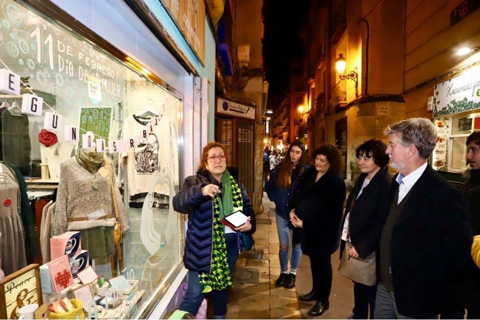 Mujeres que están haciendo historia: la iniciativa 11defebrero en Aragón