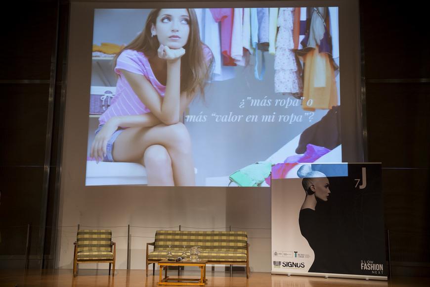 """Bughambilia en la Exposición de Moda Sostenible """"Modaimpactopositivo.com"""""""