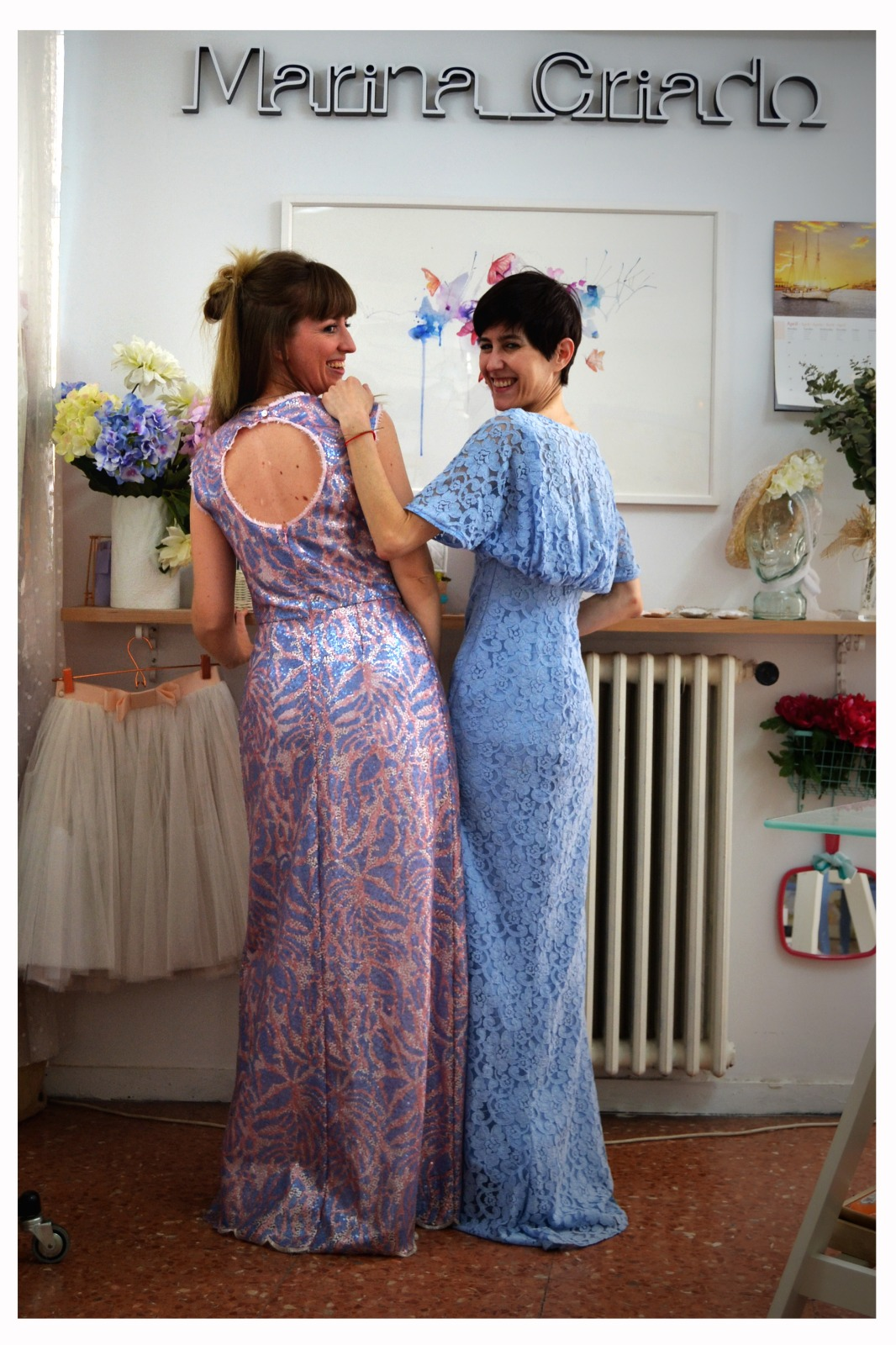 Marina Criado, inspiración y diseño de moda Made in Zaragoza