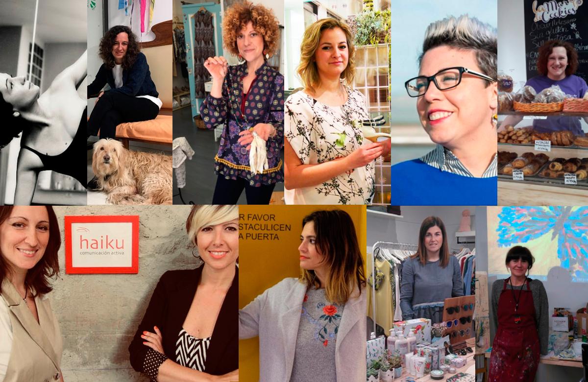 Mujeres emprendedoras y creativas Made in Zaragoza