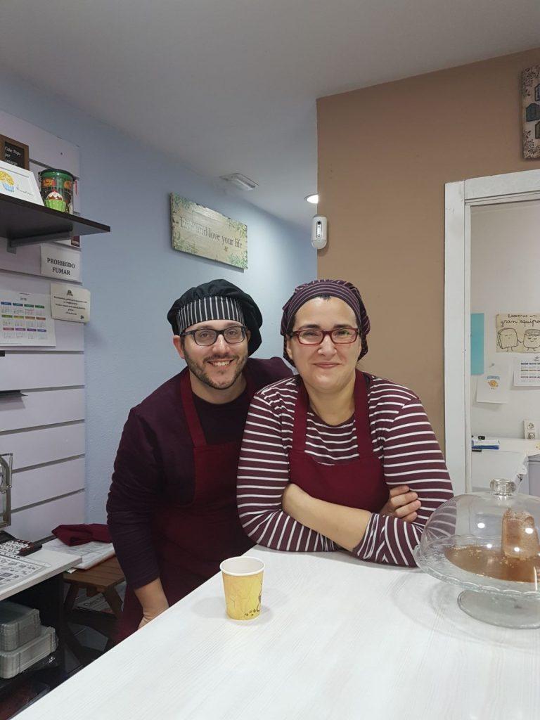 David y Sandra de Toque de Canela - MIZ Lab innovación comercial - estrategia