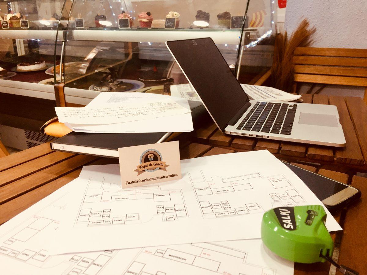 Tomando decisiones respecto al diseño en el MIZ-Lab con Toque de Canela