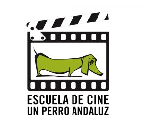 Imagen gráfica de la Escuela de Cine Un Perro Andaluz