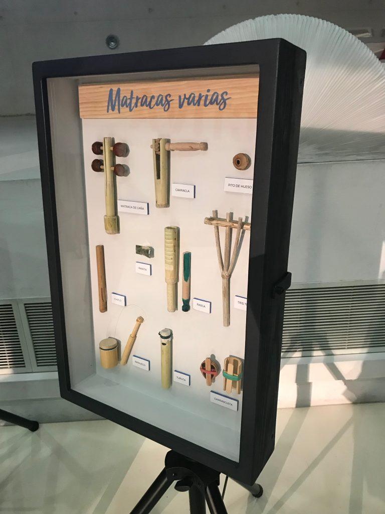 Juegos Tradicionales - Matracas - Taller innovación comercial