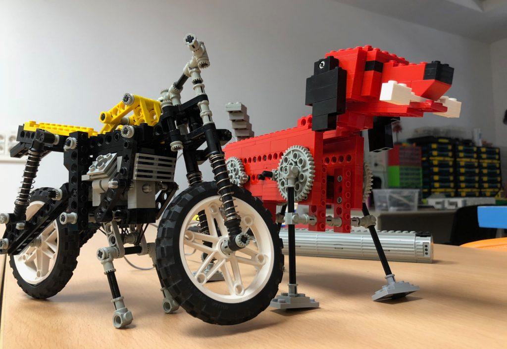 Robótica con Lego