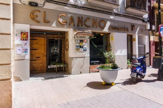 El Gancho Coworking: trabajando en un oasis en el barrio de moda