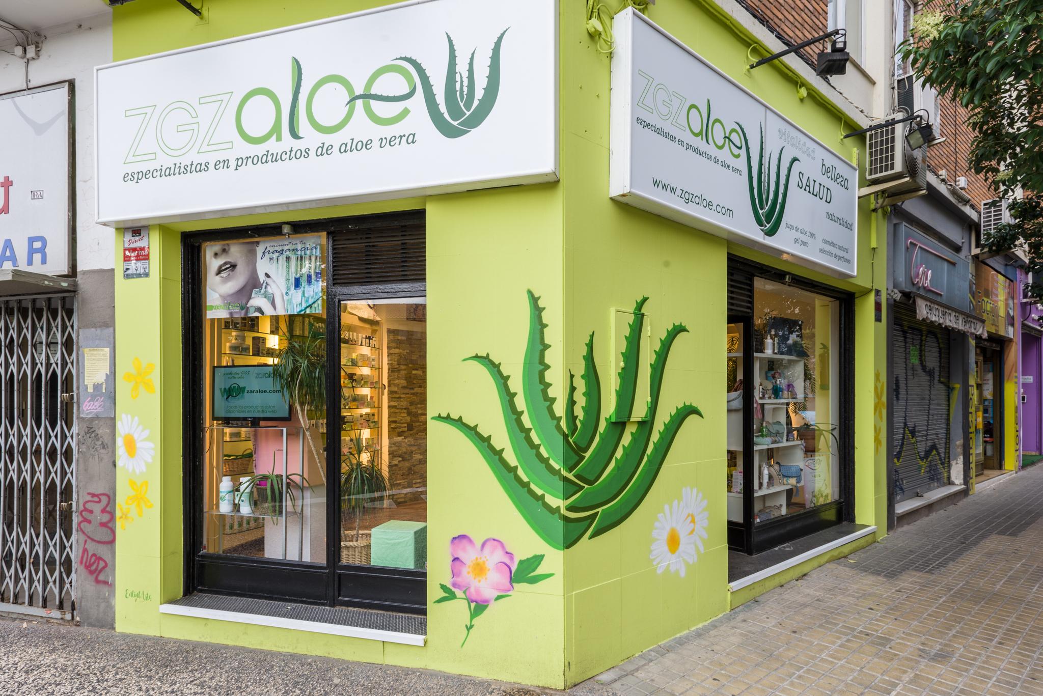 Zgz Aloe-especialistas en productos con aloe
