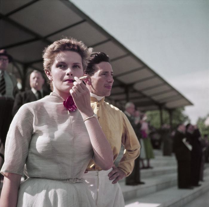 Robert Capa y el rosa chicle