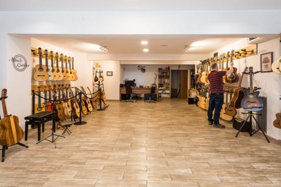 Tiendas instrumentos musicales Zaragoza