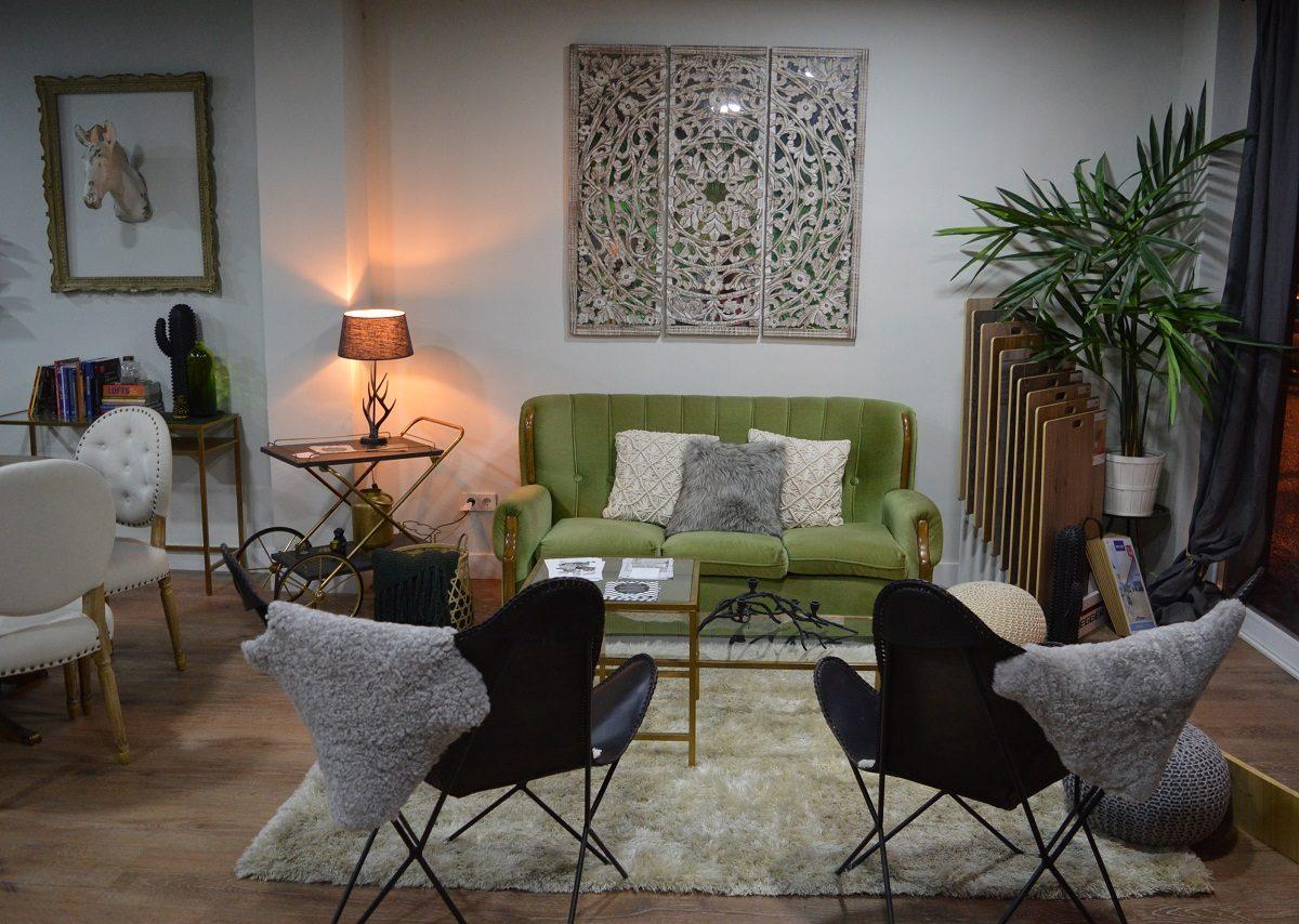 El Ático Azul, interiorismo y Home Staging para poner bonita tu casa