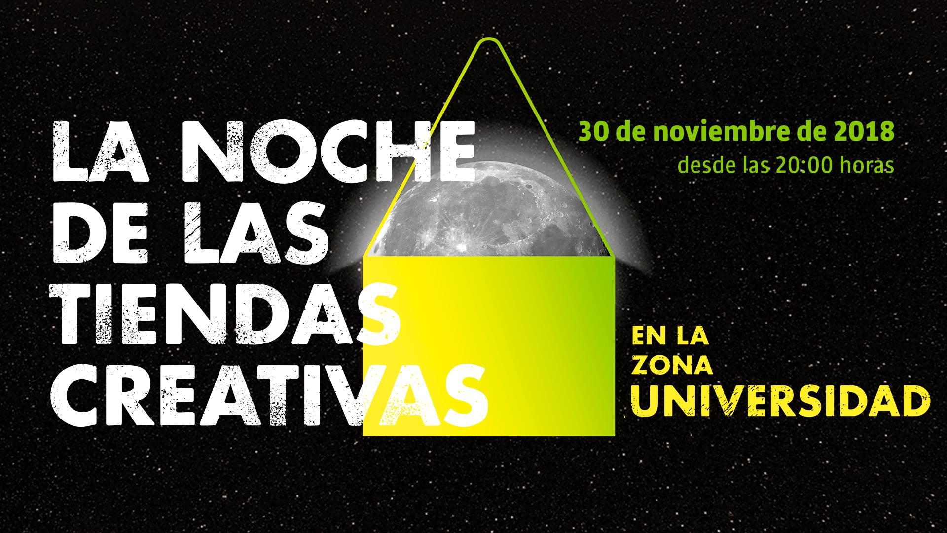 III edición de La Noche de las Tiendas Creativas Universidad