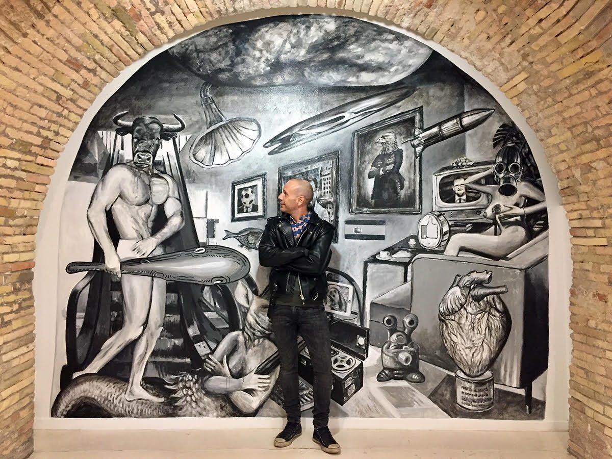 Entrevistas MIZ: Sergio Sevilla, Productor, Conector e Innovador Cultural
