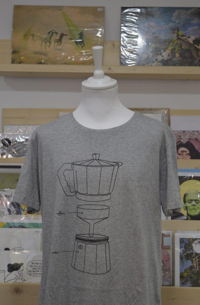Camisetas diferentes Zaragoza