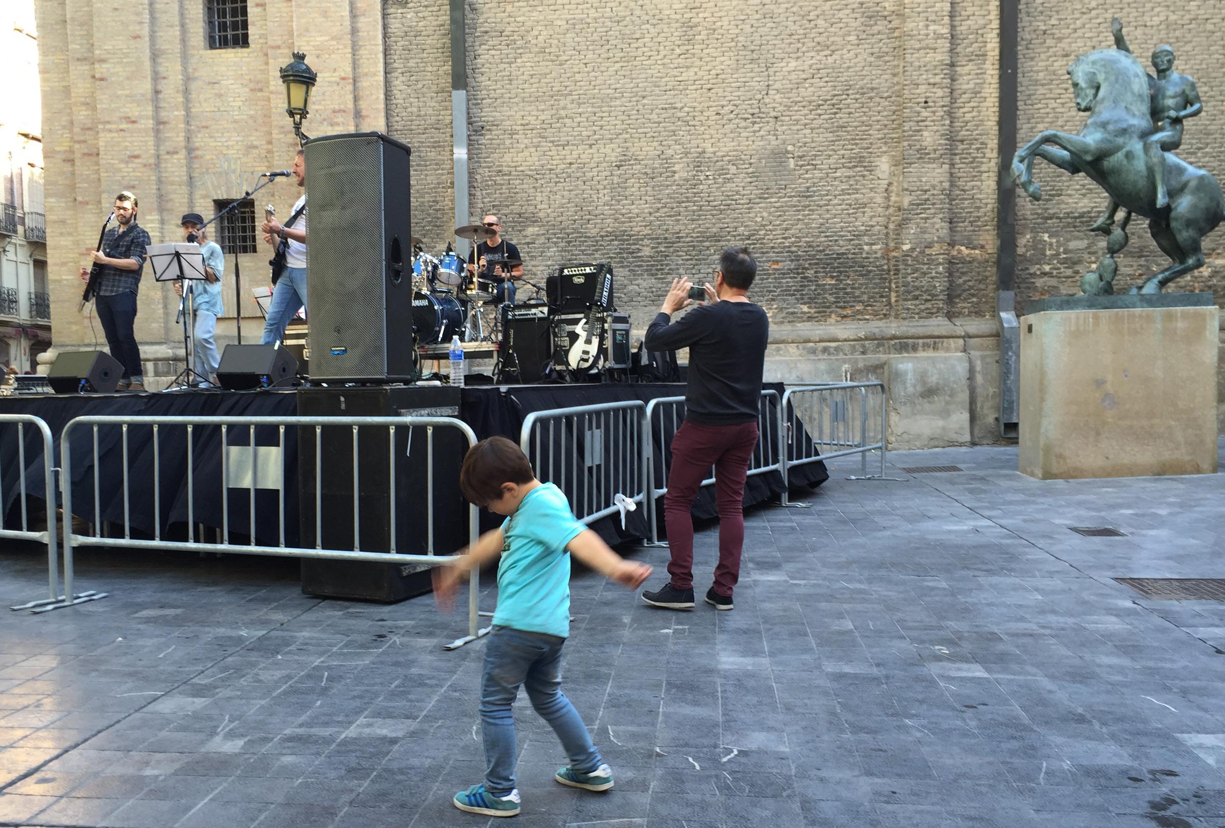 10 lugares a los que ir con niños en Zaragoza