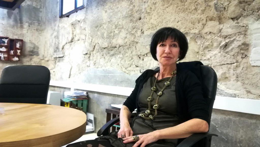 Rosa Esteban y el Programa Soy Futuro