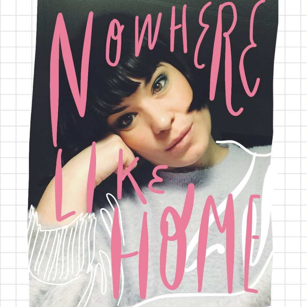 jesana motilva ilustradora nowhere like home