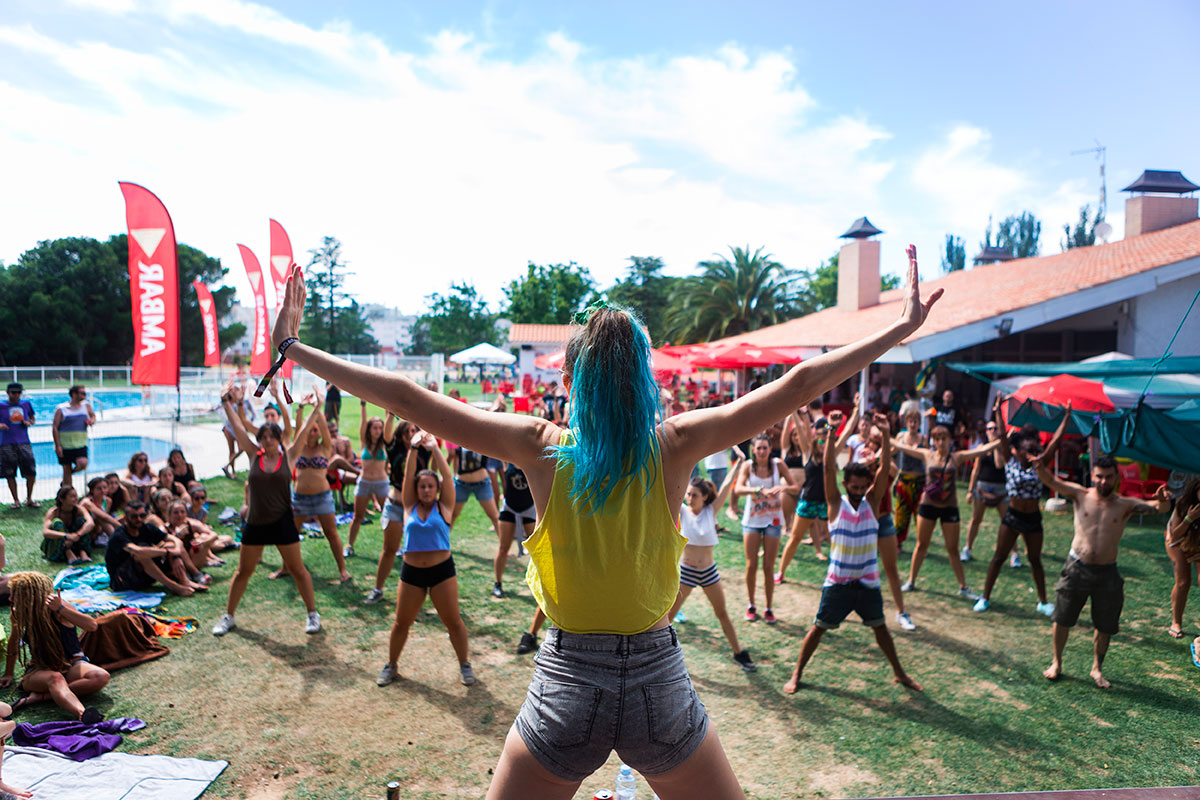 Slap Festival Camping